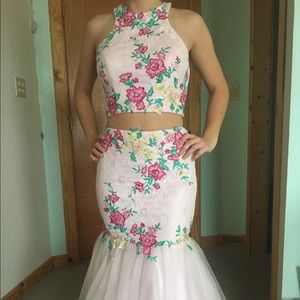 Pink prom/ homecoming dress